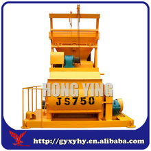 Hot Sale Electric Automatic Js750 750L Ready Mix Small Beton Concrete Mixer Machine Price In Sri Lanka