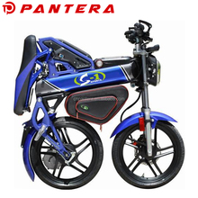 1500w Green Power Foldable EEC Fast Electric Dirt Bikes Folding Motorcycle