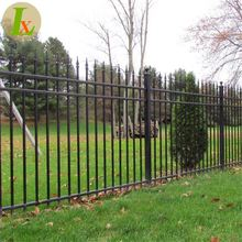 Widely Used Low Price Artistic Aluminum Spear Top Wall Fence