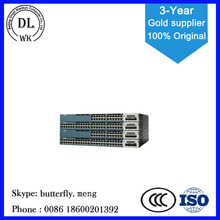 original new WS-C3560X-24P-S 24-port 1000Mbps Ethernet switch