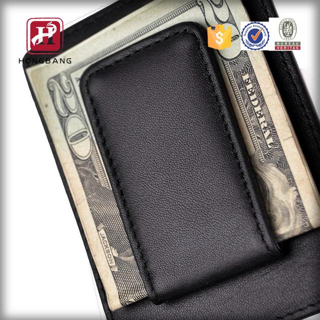 Wallet Bifold Slim Money Clip Wallet for Men with Credit Card Holder
