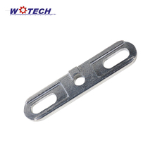 OEM die casting aluminum polishing connection metal part