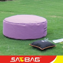modern outdoor footstools sports bean bags