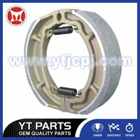 Factory Direct Sell Brake Shoe RX125 Motorcycle Parts Of Various Type
