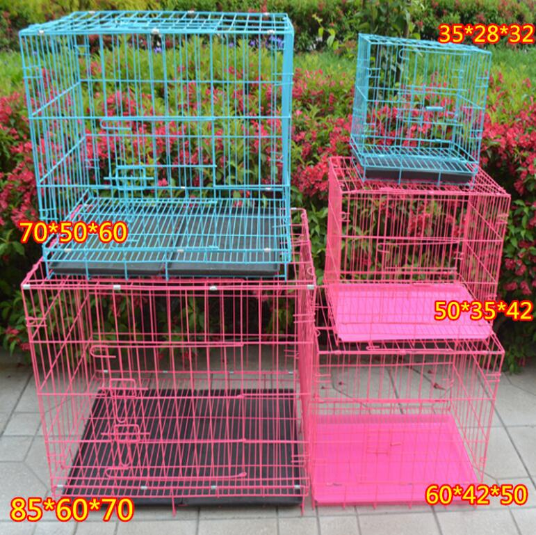 Top Selling Wholesale Promotional Logo Printed iron dog cage