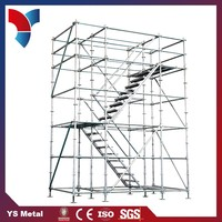 China Supplier Steel Layher Ringlock Scaffolding