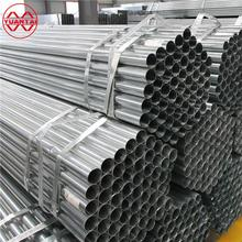 Q195 round pre large diameter welded steel galvanized iron pipe specifications building materials