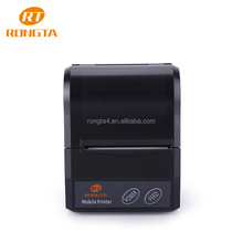 2 inch mini Portable Bluetooth Thermal Printer RPP210 with Rechargeable Battery for Android Mobile Phone Windows PC