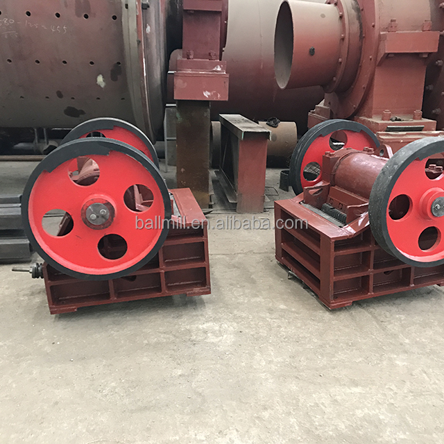 China mining and construction equipment manufacturers wildly used Jaw Crusher