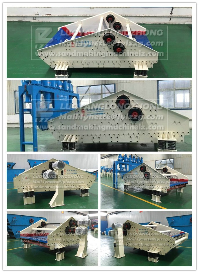 China tailings screening system supplier