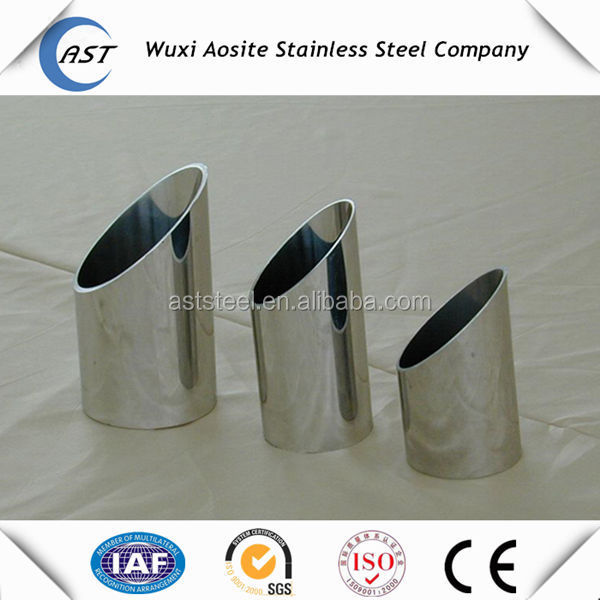 ASTM SUS304 stainless steel pipe/tube for special industry with good quality