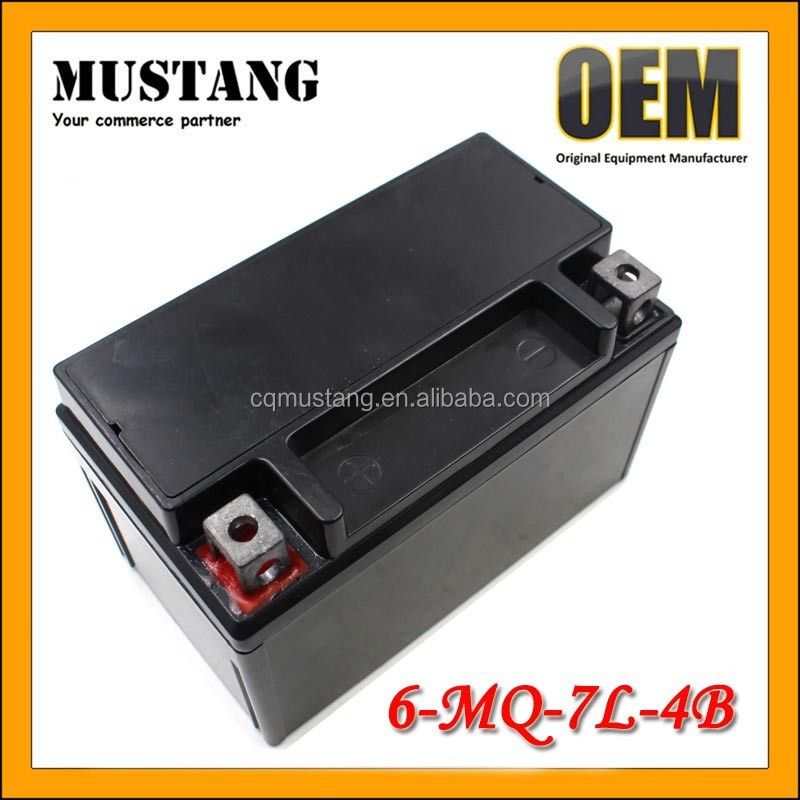 12Volt Best Motorcycle Battery Brand in China