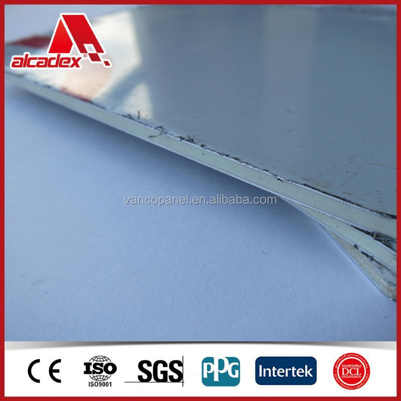 4mm Fire Resistant reynobond aluminum composite panel