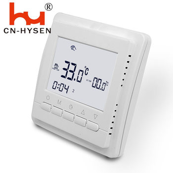 Hysen HY02B09H Wired Digital LCD Touch ScreenTemperature Controller