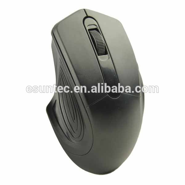 New Arrival 2016 Drivers Wired 3D Flat LED Black Computer Mouse, M-<strong>18</strong>