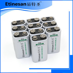 2016 good quality new 9v zinc carbonate battery