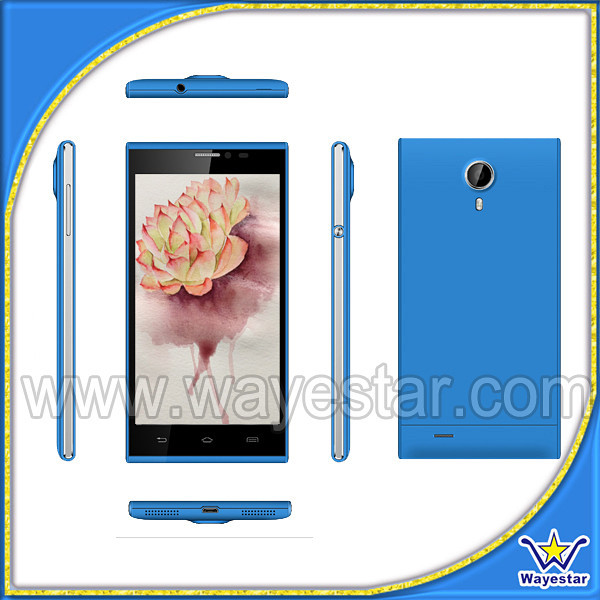 Cheap Good Quality Android 4.2 Dual Core 3G Smartphone with Dual SIM cards 5 inch IPS