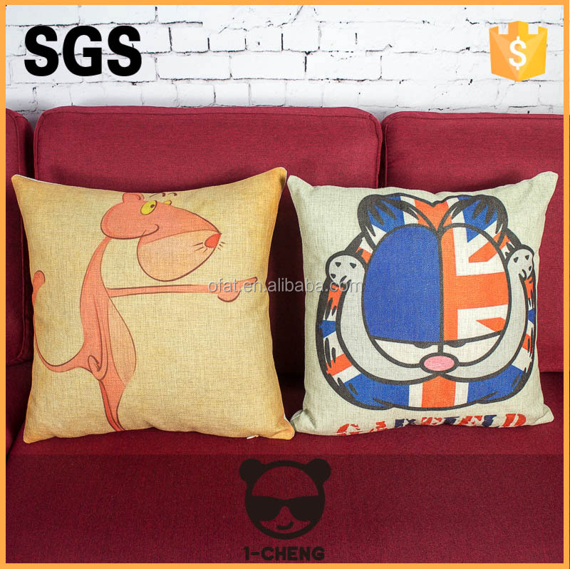 hand painted patchwork ribbon embroidery cushion for chair seat