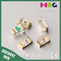 Hot sale 1.0x0.5x0.42mm 20mA surface mount 0402 blue smd led chip