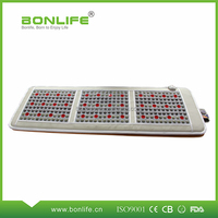 Infrared Heated Negative Ion emperor mattress Korea Jade Mattress Heating Massage Korea Tourmaline Mattress