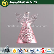 Reliable quality clear glass ornaments bulk gift craft