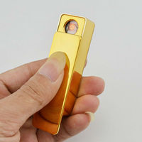 new design nova winproof electronic USB rechargeable ECO friendly lighter new inventions products for 2012