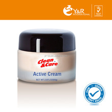 pure & natural skin facial cream repair cream