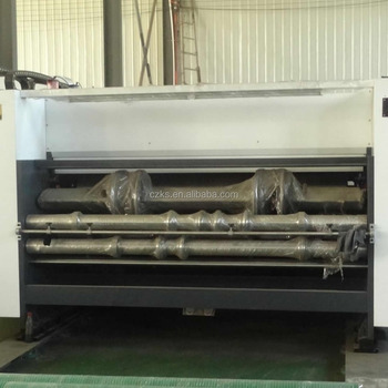 Wide application of high speed fully automatic die cutting machine
