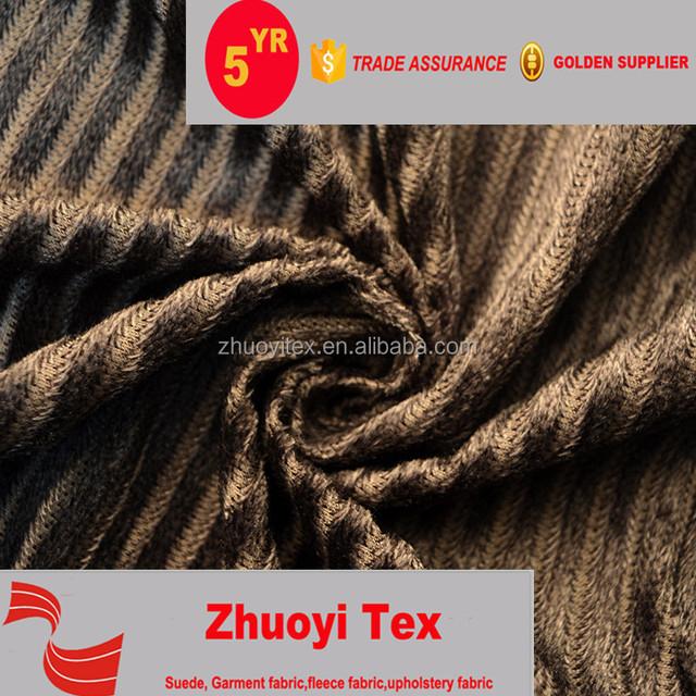 Traditional super soft home textile fabric velvet sofa fabric