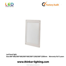 High Quality 300x300 LED PANEL LIGHT PRICE CE/ROHS/ERP led panel lamp 4x2