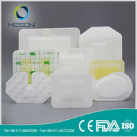 Free Sample medical adhesive wound dressing