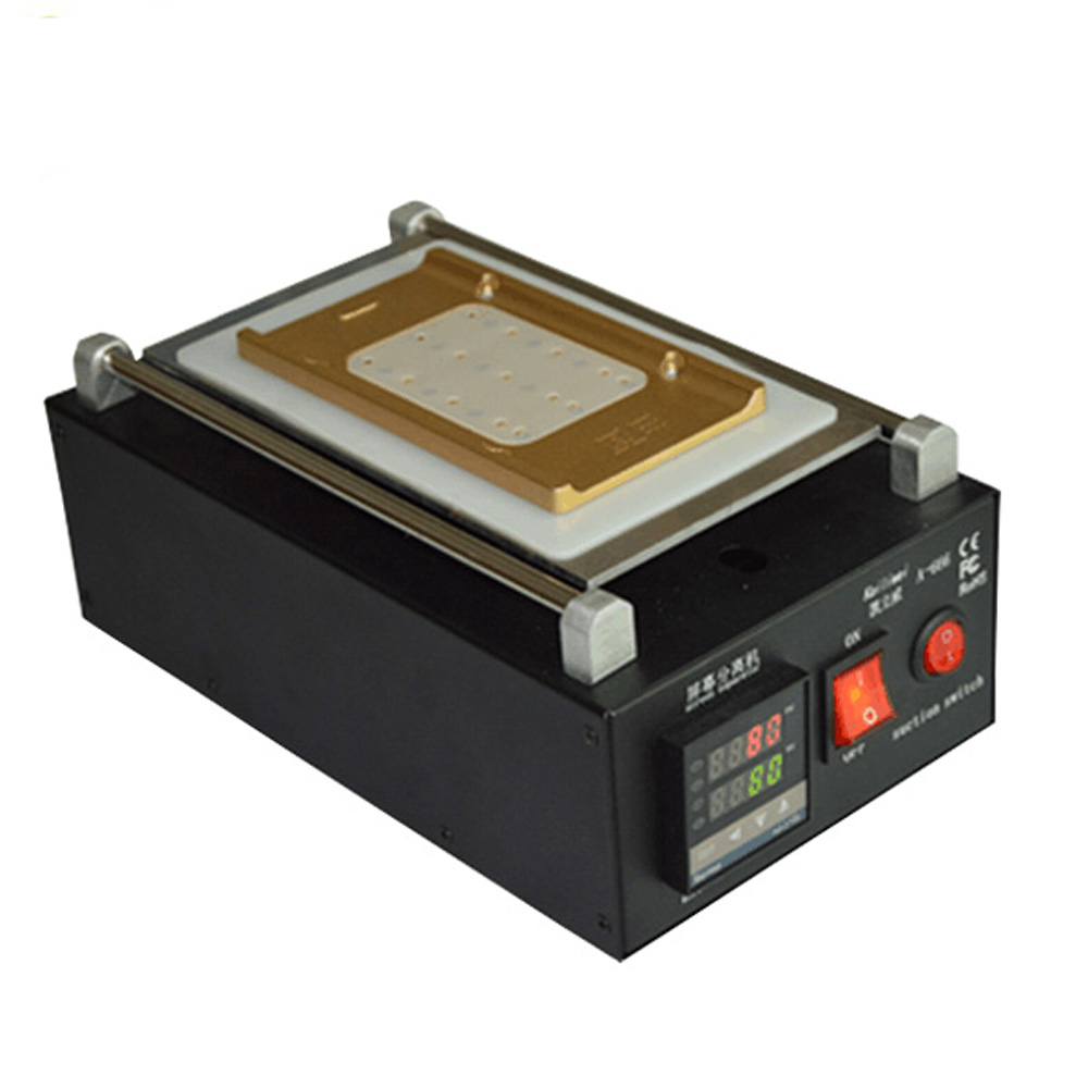 Manual Machine For Curved Separator LCD Separator For Samsung S6 /S7 Edge LCD Repair Equipment
