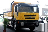 IVECO SERIES DUMP TRUCK 6*4 left hand driving