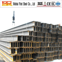 Manufacture structural steel section steel h beam weight