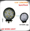 Hotsale 18w led work light waterproof offroad led work light 12v auto led work light
