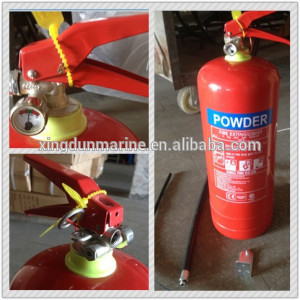 portable how to use fire extinguisher metal square