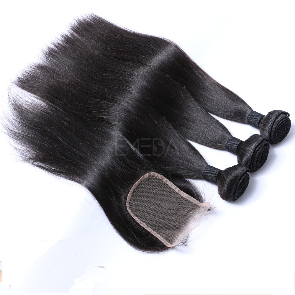 Grade 7A 8A 9A malaysian straight virgin hair in stock could do overnight delivery