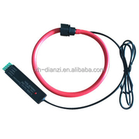 Flexible Rogowski Coil current sensor transformer with mV/0.33v/5v output