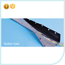 Different Type Of Buttons Wrapping Bandwith Binding Ring Use For Cables