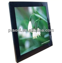 "2014 New 17"" large digital led photo frame with photo viewer and read SD,MMC,MS,USB/AVI,JPEG Format"
