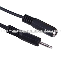 3.5 Famle to 2.5 Male audio cable