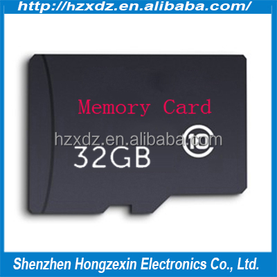 best quality micro memory sd card 32gb class 10 .Car camera , machine industry