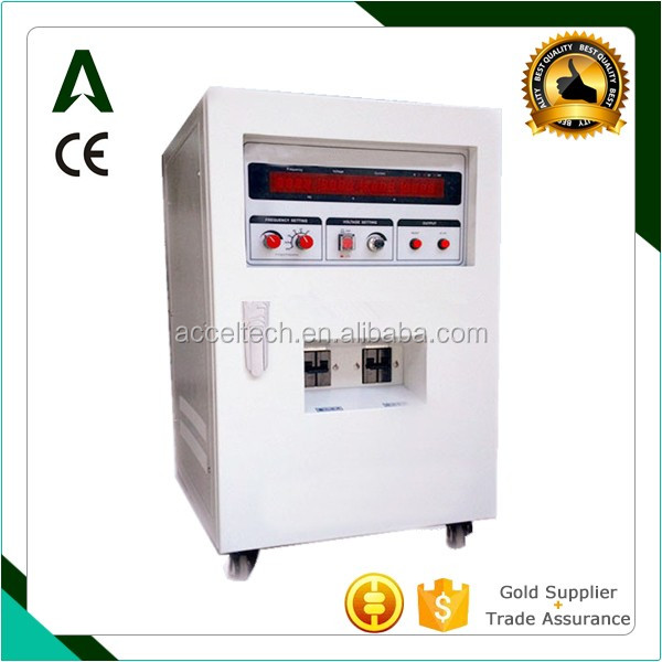 60kva 10kva 1.5kva single phase to three phase isolation safety transformer