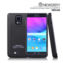 innovation technology 2016 battery case for galaxy note4 power bank case external power case for samsung note4