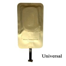 Golden QI wireless transmitter charger receiver for iPhone 5 6 7 6plus 7plus for Android Micro USB type A B type C