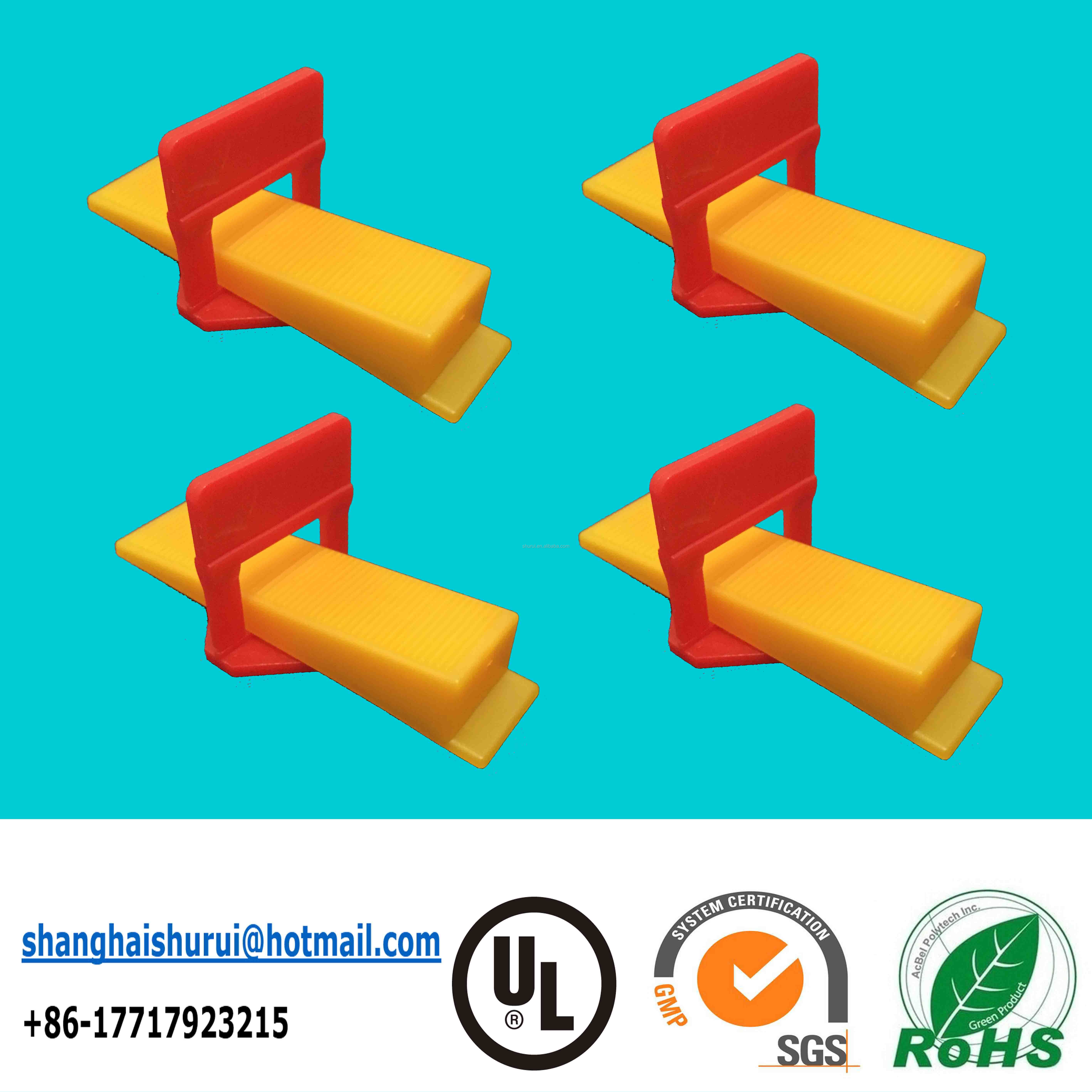 Customized 100% new PP material. tile leveling tools manufacturer