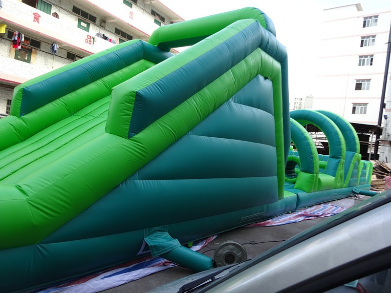 AEOR giant inflatable obstacle course,cheap inflatable obstacle for sale