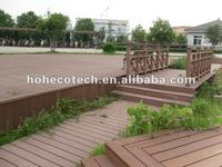 Green Ecowood WPC decking temporary Building Material/outdoor ground decoration