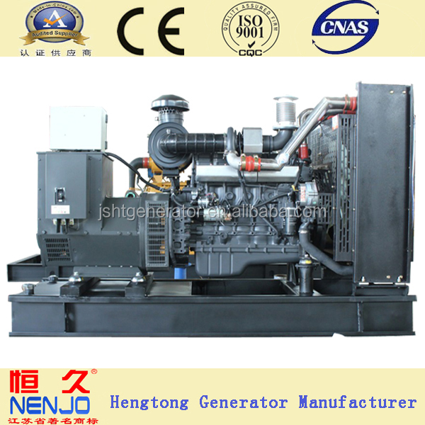 fuel less genset price 200kw three phase generation 200kw electric generator made china