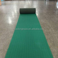 EPDM prefabricated synthetic rubber flooring volleyball & tennis & basketball court